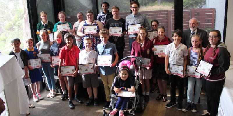 RSL Citizenship Awards 2016